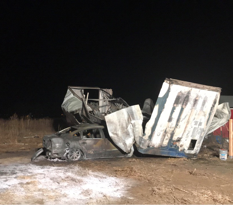 Explosions and fire at Weld County trailer likely caused by illegal hash oil cook